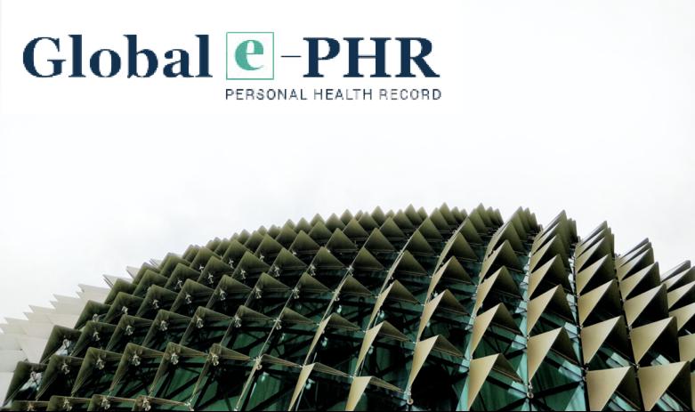 Registro eletrônico global de saúde individual